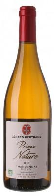 Gérard Bertrand Prima Nature Chardonnay,BIO 0,75L, IGP, r2020, bl, su