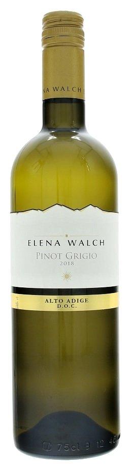 Elena Walch Selezione Pinot Grigio 0,75L, DOC, r2018, bl, su