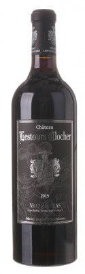 Arnoux & Fils Chateau Lestours Clocher Vacqueyras 0,75L, AOC, r2015, cr, su