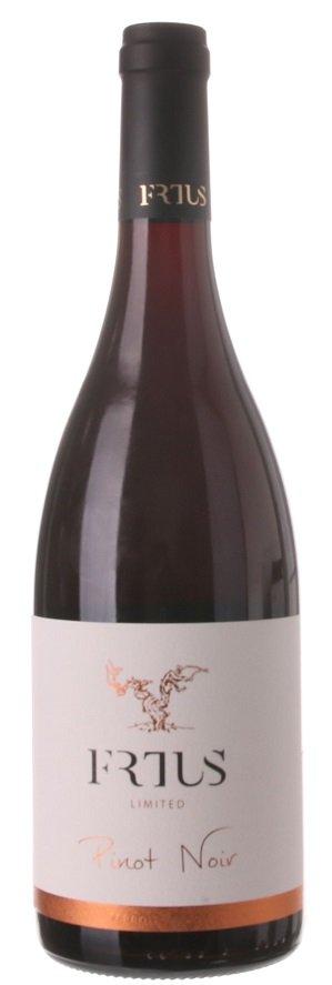Frtus Winery Pinot Noir Limited 0,75L, r2018, ak, cr, su