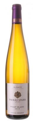 Pierre Sparr Grande Réserve Pinot Blanc 0,75L, AOC, r2018, bl, su