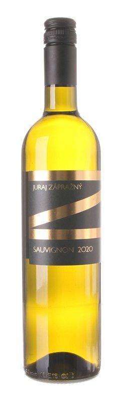 Juraj Zápražný Sauvignon 0,75L, r2020, ak, bl, su, sc