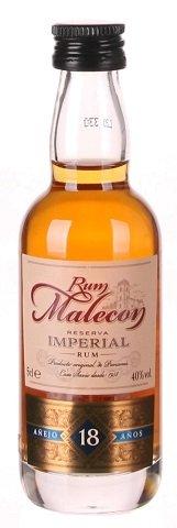 Malecon Reserva Imperial 18YO 40% 0,05L, rum