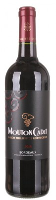 Rothschild Mouton Cadet Rouge 0,75L, AOC, r2018, cr, su