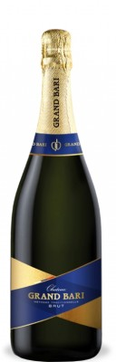 Chateau Grand Bari Sekt Grand Bari 0,75L, r2017, skt trm, bl, brut