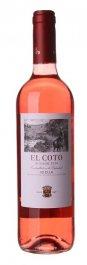 El Coto Rosado 0,75L, DOCa, r2020, ruz, su