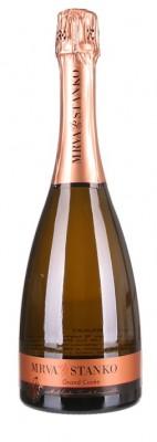 Mrva & Stanko sekt Grand Cuvée Brut 0,75L, r2017, skt, bl, brut