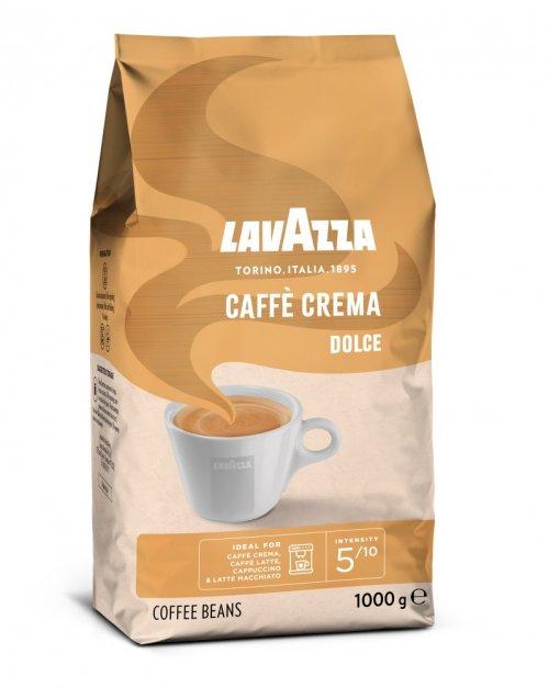 Lavazza Retail Caffé Crema Dolce 1000g,zrnzm, ochr