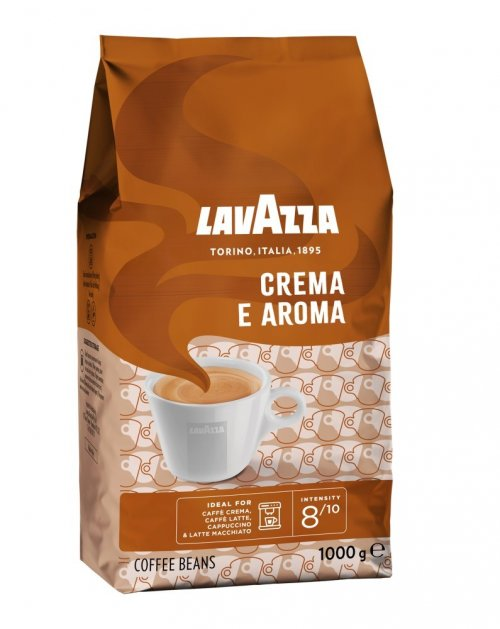Lavazza Retail Crema e Aroma 1000g,zrnzm, ochr