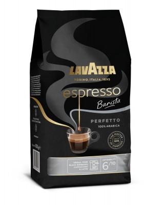 Lavazza Retail Espresso Barista Perfetto 100% Arabica, 1000g,zrn, ochr