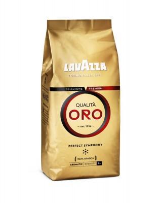 Lavazza Retail Qualita ORO 100% Arabica, 500g,zrn, ochr