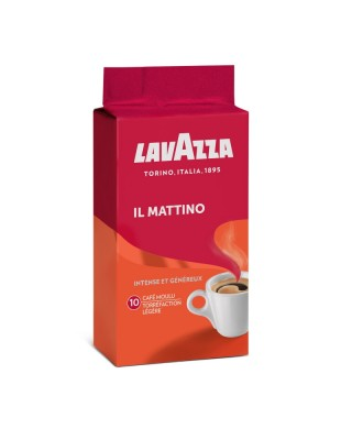 Lavazza Retail IL Mattino, 250g,mlzm, vako