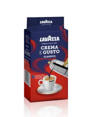 Lavazza Retail Crema e Gusto Classico, 250g,mlzm, vako