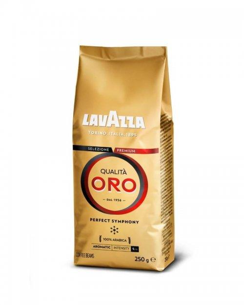 Lavazza Retail Qualita ORO 100% Arabica, 250g,zrn, ochr
