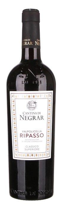 Cantina Di Negrar Valpolicella Classico Superiore Ripasso 0,75L, DOC, r2019, cr, su
