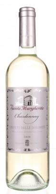 Santa Margherita Chardonnay Vigneti delle Dolomiti 0,75L, IGT, r2020, bl, su