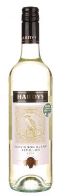 Hardys Stamp Sauvignon Blanc - Semillon 0,75L, r2020, bl, su