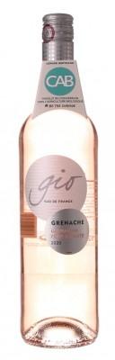 Gérard Bertrand Gio Grenache Rosé, BIO 0,75L, IGP, r2020, ruz, su, sc