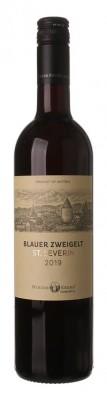 Winzer Krems Blauer Zweigelt St.Severin 0,75L, PDO, r2019, cr, su, sc