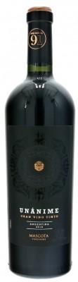 Mascota Vineyards Unánime Gran Vino Tinto 0,75L, r2016, cr, su