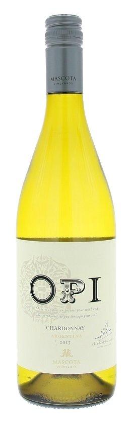 Mascota Vineyards OPI Chardonnay 0,75L, r2017, bl, su