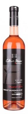 Château Modra Premium Cabernet Sauvignon Rosé 0,75L, r2019, nz, ruz, plsu
