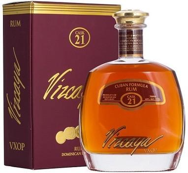 Vizcaya Rum Cask No. 21 VXOP 40% 0,7L, rum, DB