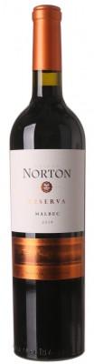 Norton Reserva Malbec 0,75L, r2019, cr, su