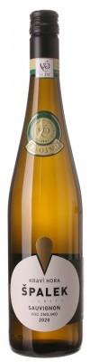 Špalek Sauvignon V.O.C., BIO 0,75L, r2020, vin, bl, su, sc