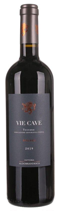 Aldobrandesca Vie Cave Maremma Toscana 0,75L, IGT, r2019, cr, su