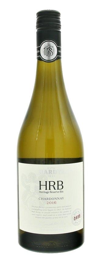 Hardys Bin HRB Heritage Reserve Bin D 668 Chardonnay 0,75L, r2016, bl, su