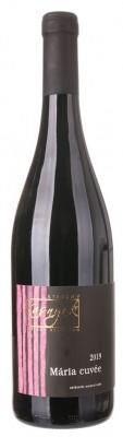 Kasnyik Mária Cuvée, Strekov 0,75L, r2019, ak, cr, su