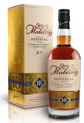 Malecon Reserva Imperial 18YO 40% 0,7L, rum, DB