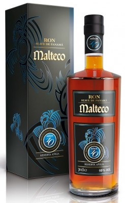 Malteco Reserva Aňejo Suave 10YO  40 % 0,7L, rum, DB