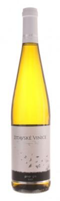 Žitavské vinice Pinot Gris 0,75L, r2020, ak, bl, su