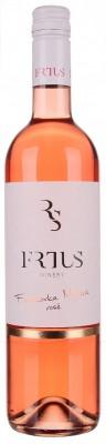 Frtus Winery Frankovka modrá rosé 0,75L, r2020, ak, ruz, plsu, sc