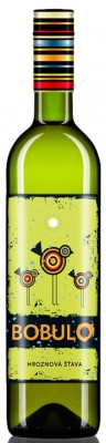 Karpatská Perla BOBULO hroznový mušt 0,75L, r2020, hm, bl, sl, sc