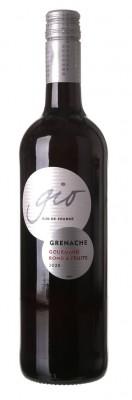 Gérard Bertrand Gio Grenache Rouge, BIO 0,75L, IGP, r2020, cr, su, sc