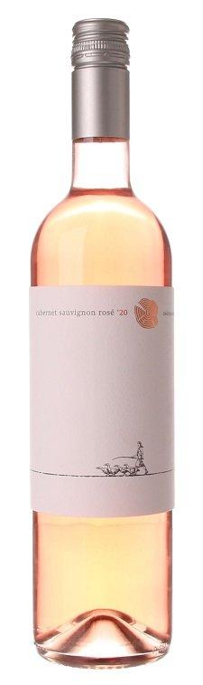 Chateau Rúbaň Cabernet Sauvignon Rose 0,75L, r2020, nz, ruz, plsu, sc