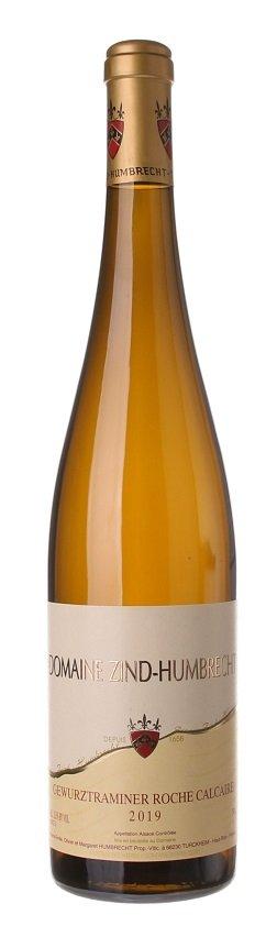 Zind Humbrecht Gewurztraminer Roche Calcaire, BIO 0,75L, AOC, r2019, bl, plsl