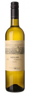 Winzer Krems Riesling Von den Terrassen 0,75L, PDO, r2020, bl, su, sc