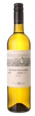 Winzer Krems Grüner Veltliner Kremser Sandgrube 0,75L, PDO, r2020, bl, su, sc