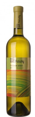 Vinárstvo Ratuzky Veltlínske zelené 0,75L, r2020, vin, bl, plsu