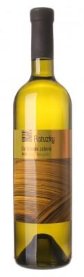 Vinárstvo Ratuzky Veltlínske zelené 0,75L, r2020, vin, bl, su