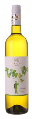 J&J Ostrožovič Furmint 0,75L, r2020, vin, bl, su, sc