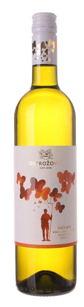 J&J Ostrožovič Toccata 0,75L, r2020, vin, bl, plsl, sc