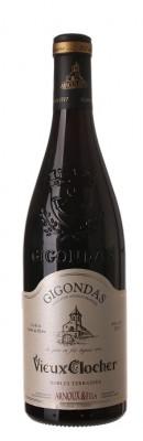 Arnoux & Fils Vieux Clocher, Gigondas 0,75L, AOC, r2019, cr, su