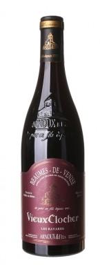 Arnoux & Fils Vieux Clocher, Beaumes de Venise 0,75L, AOC, r2018, cr, su