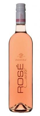 Pavelka Rosé cuvée 0,75L, r2020, ak, ruz, su, sc