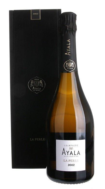 Champagne Ayala Perle d´Ayala Brut 0,75L, AOC, r2012, sam, bl, su, DB
